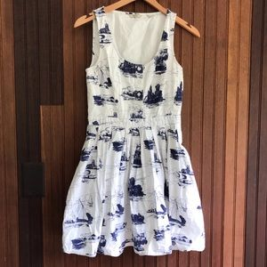 Jack Wills Sailboat Mini Dress